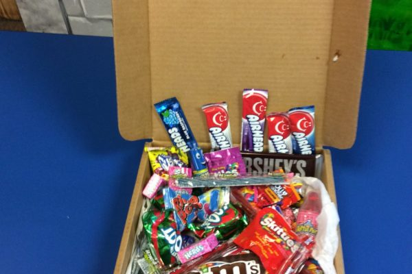 Candy Care Package!